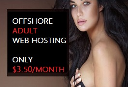 Offshore Adult Web Hosting