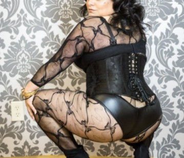 Empress Mystique in Montreal escort