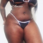 Amina escort in Toronto