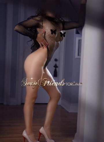 Toronto Escort DYANA  -SFT AGENCY Adult Entertainer in Canada, Female Adult Service Provider, Escort and Companion.